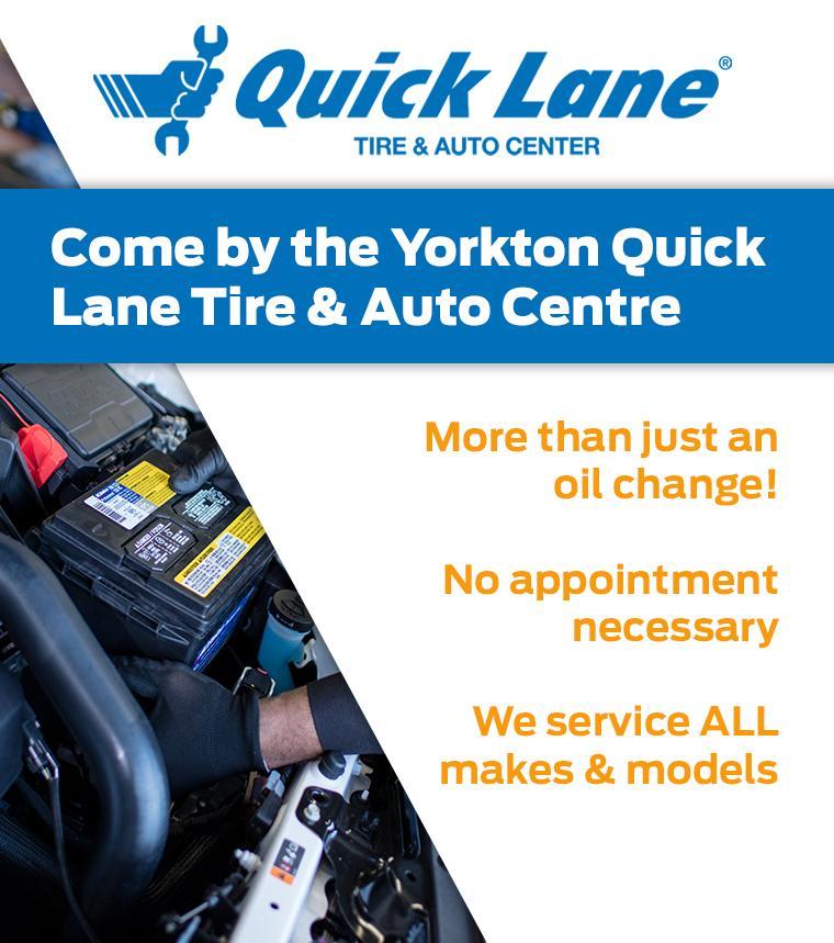 Quick Lane Yorkton