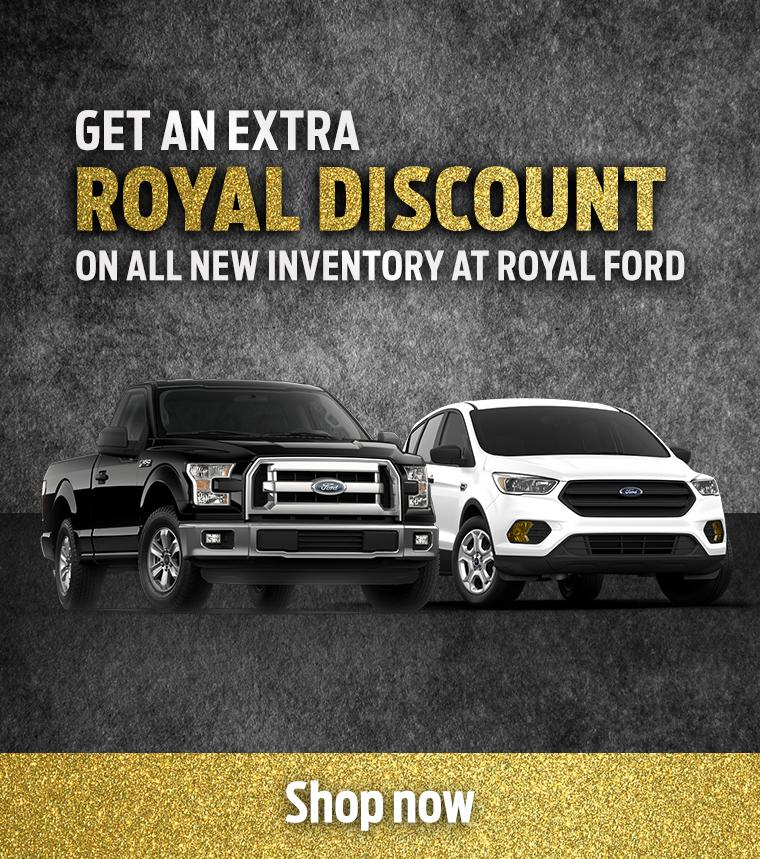Royal Discount at Royal Ford Yorkton