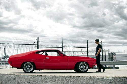 Eric Bana Ford XB Falcon GT