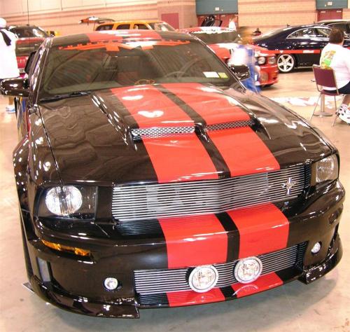 Flunkmaster Flex Ford Mustang