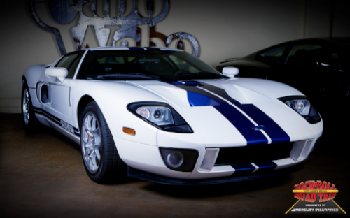 Sammy Hagar Shelby GT500