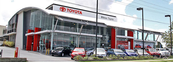 Queensland Toyota Dealer