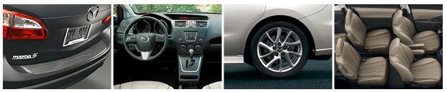 Mazda Appearance Protection snapshots