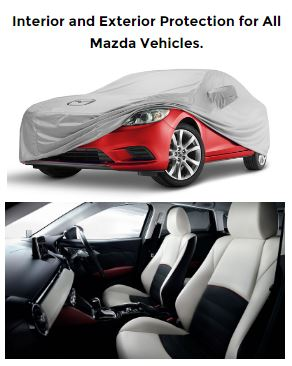 Interior and Exterior Mazda Protection