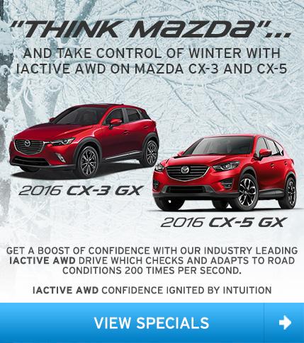 Orillia Mazda - iActive AWD