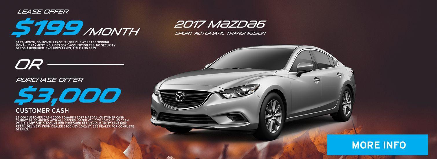 2017 Mazda6 Special