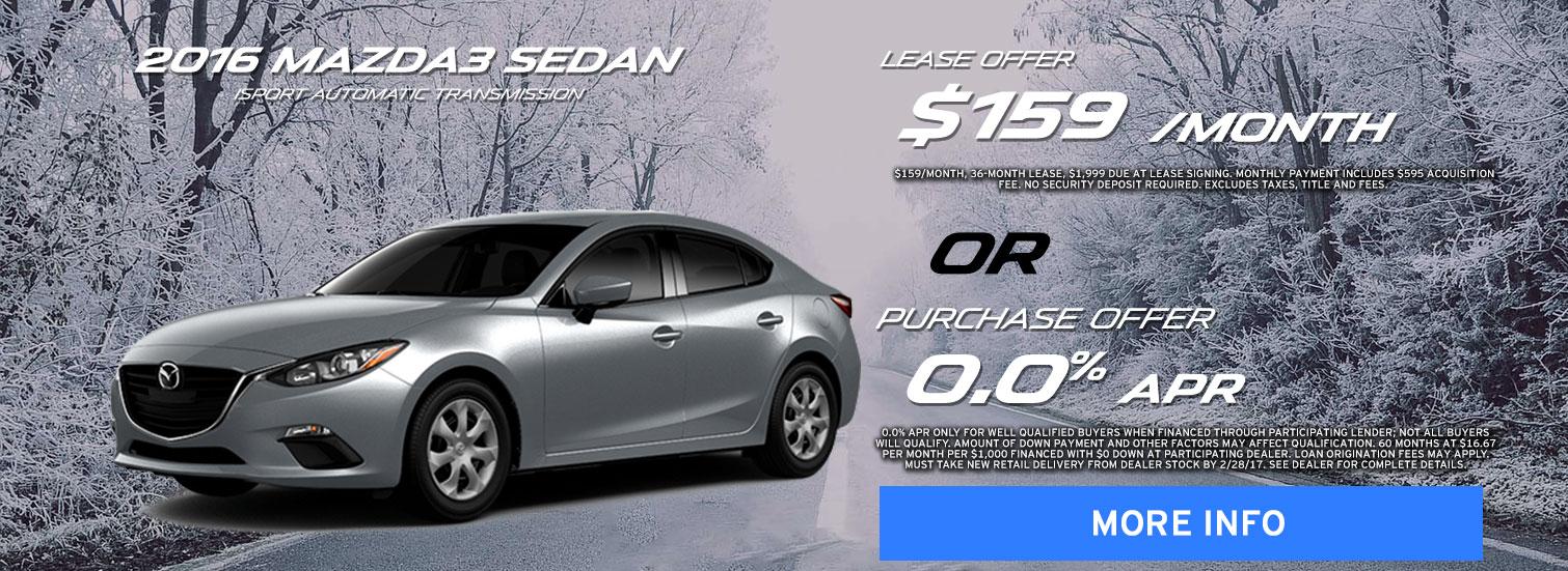 Mazda3 Special