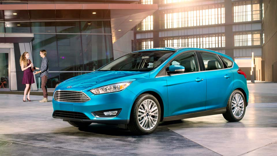2016 Ford Focus for Sale in Simi Valley