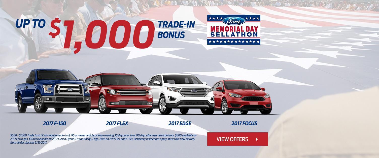 Trade In Bonus