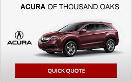 Silver Star Acura Quick Quote