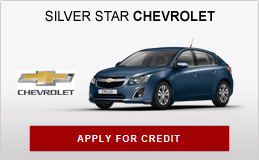 Chevrolet Apply For Credit
