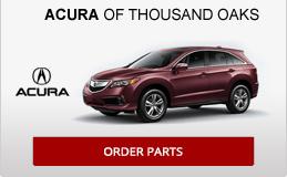 Acura Order Parts