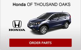 Honda Order Parts