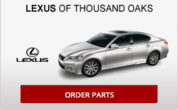 Lexus Order Parts
