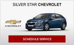 Chevrolet Schedule Service
