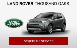 Land Rover Schedule Service