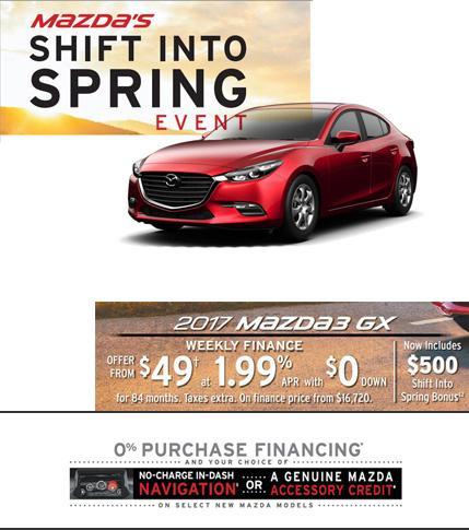 201 Mazda 3