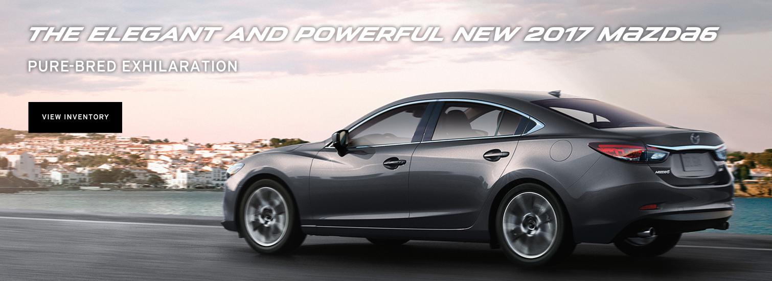 Mofatt's Mazda - 2017 Mazda6