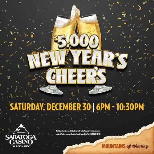 5K New Year's Cheers