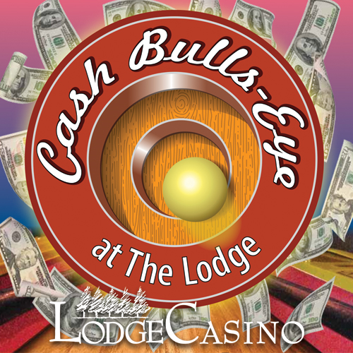Cash Bulls-Eye!
