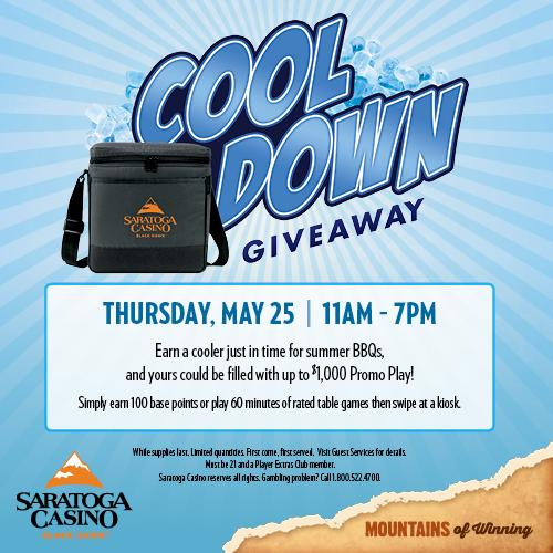 Cool Down Giveaway