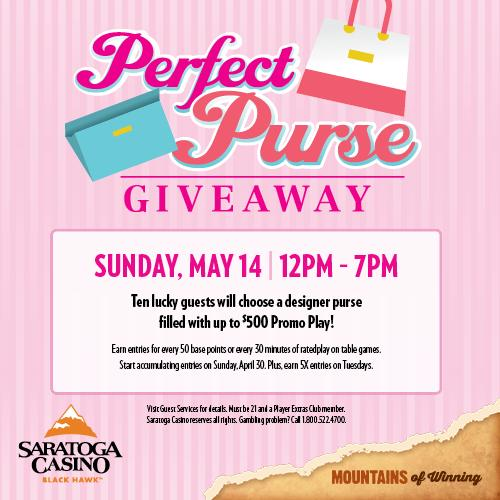 Perfect Purse Giveaway