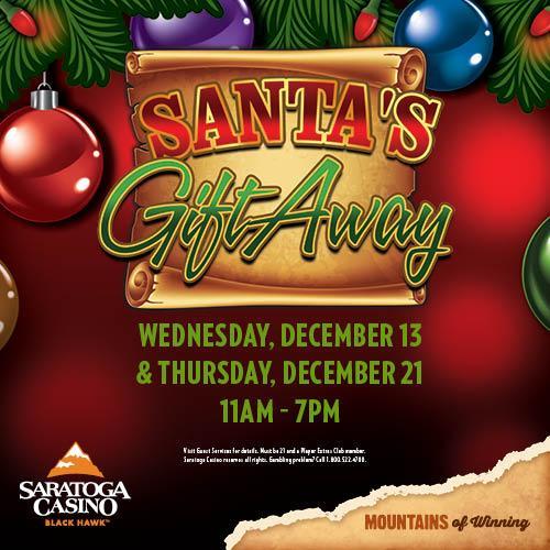 Santa's GiftAway