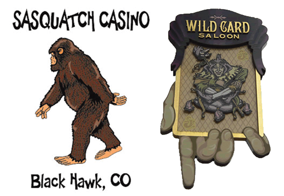 Sasquatch Casino & Wild Card Saloon
