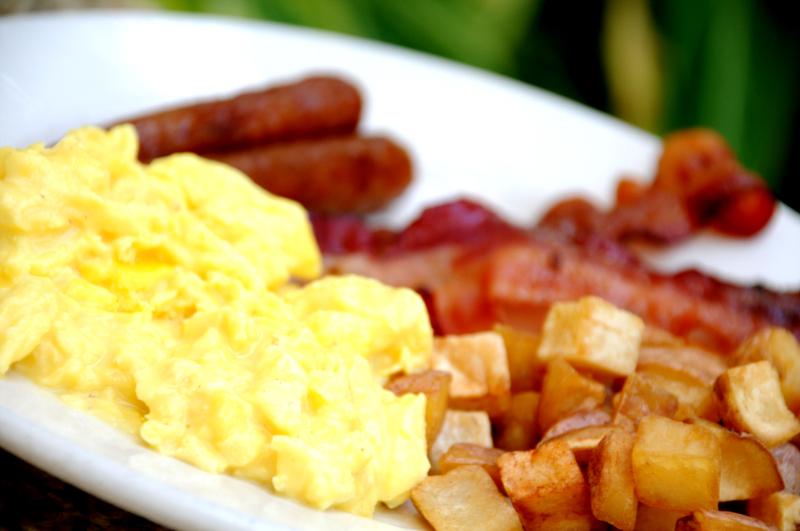 Breakfast Buffet in Black Hawk