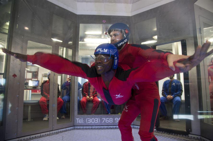 iFly Denver Indoor Skydiving