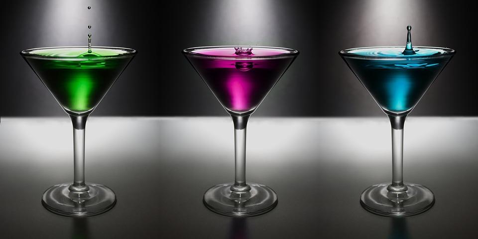 Cocktails in Black Hawk
