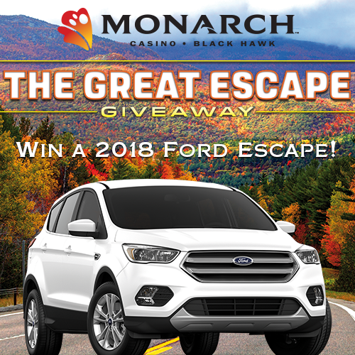 Great Escape Giveaway