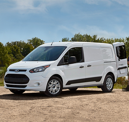 Ford Transit Connect Exterior