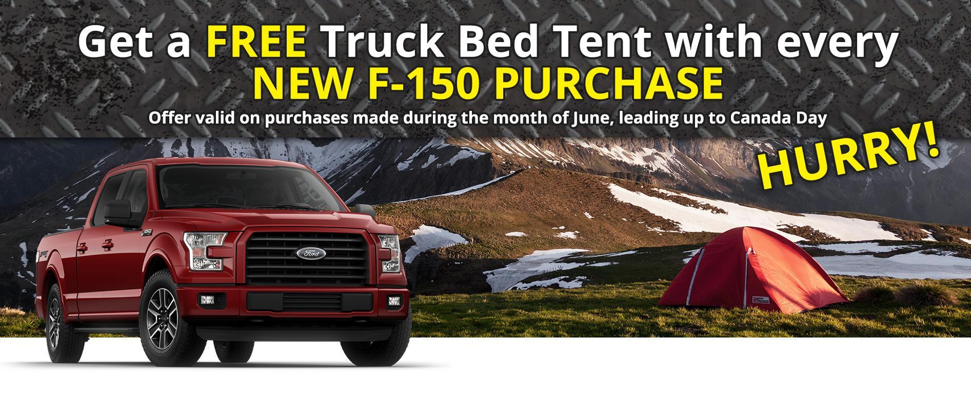 F-150 Truck offer