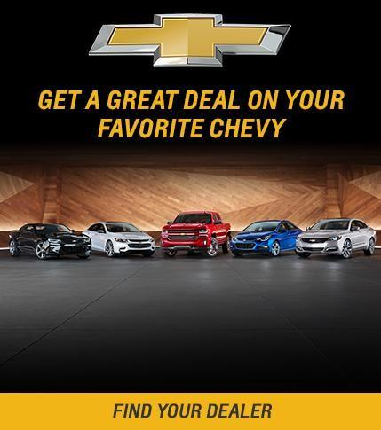 Chevy Rochester Dealers