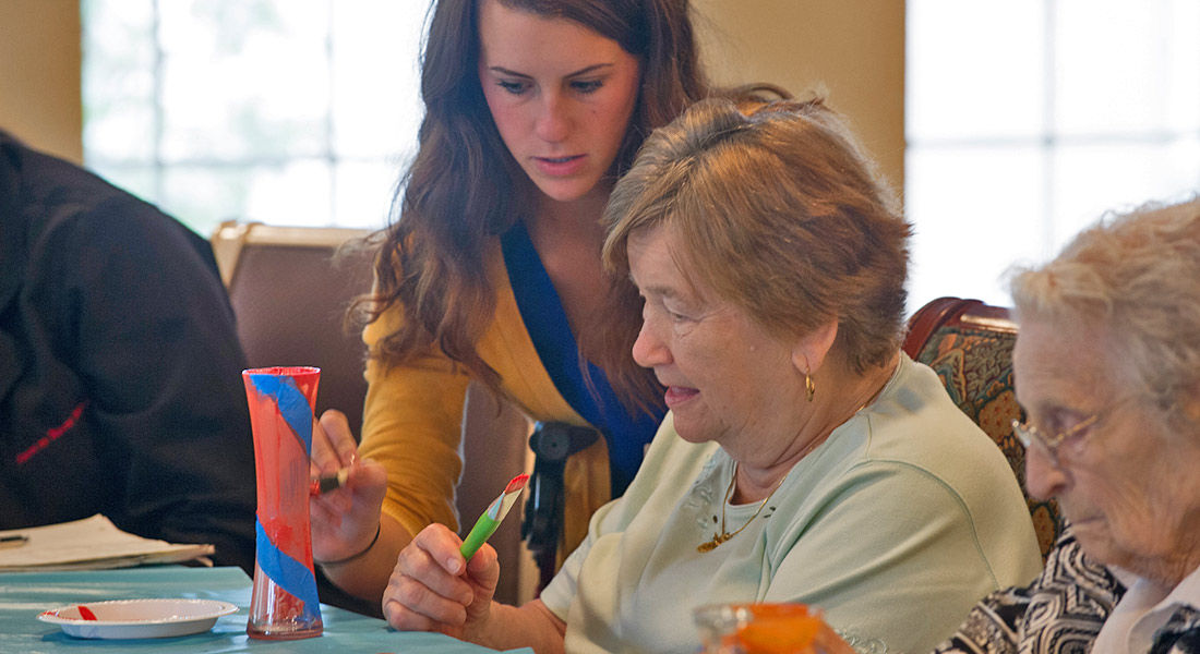 Senior Care Assistance