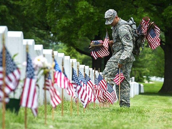 Honoring Those Lost on Memorial Day