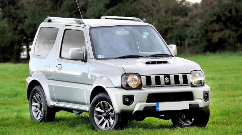 New 2017 Suzuki Jimny