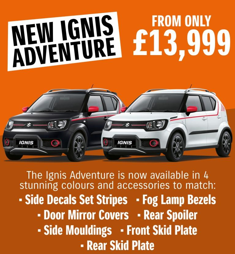 New Ignis Adventure Special Edition
