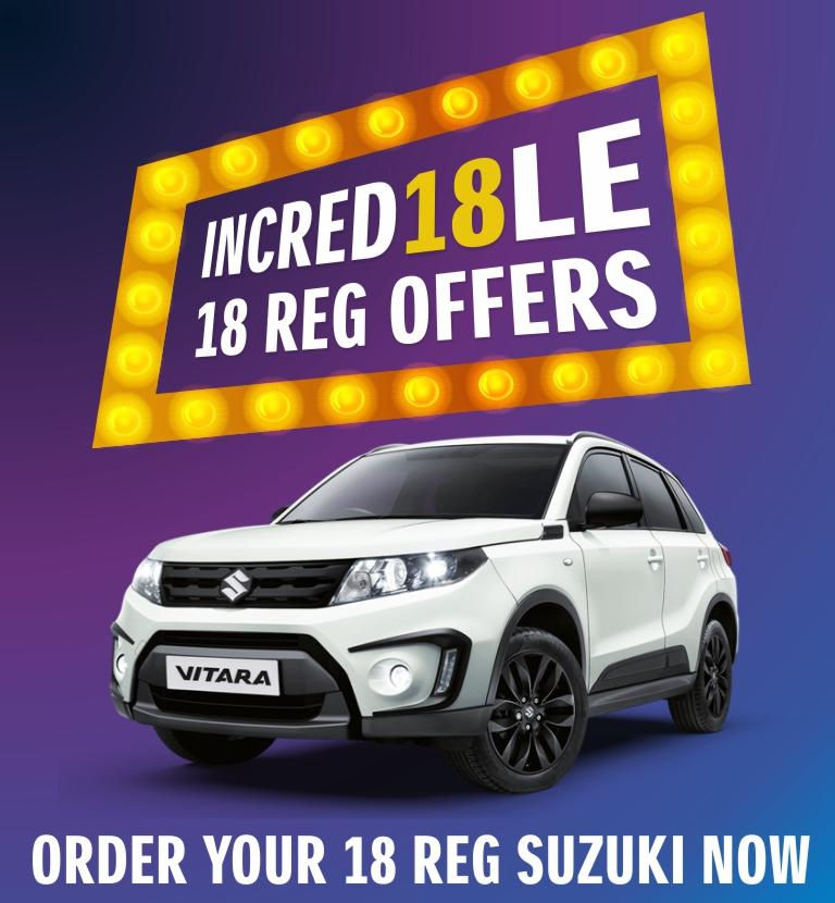 Incredible 18  Reg offers