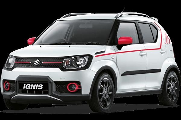 Suzuki Contract Hire