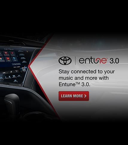 Toyota Entune 3.0