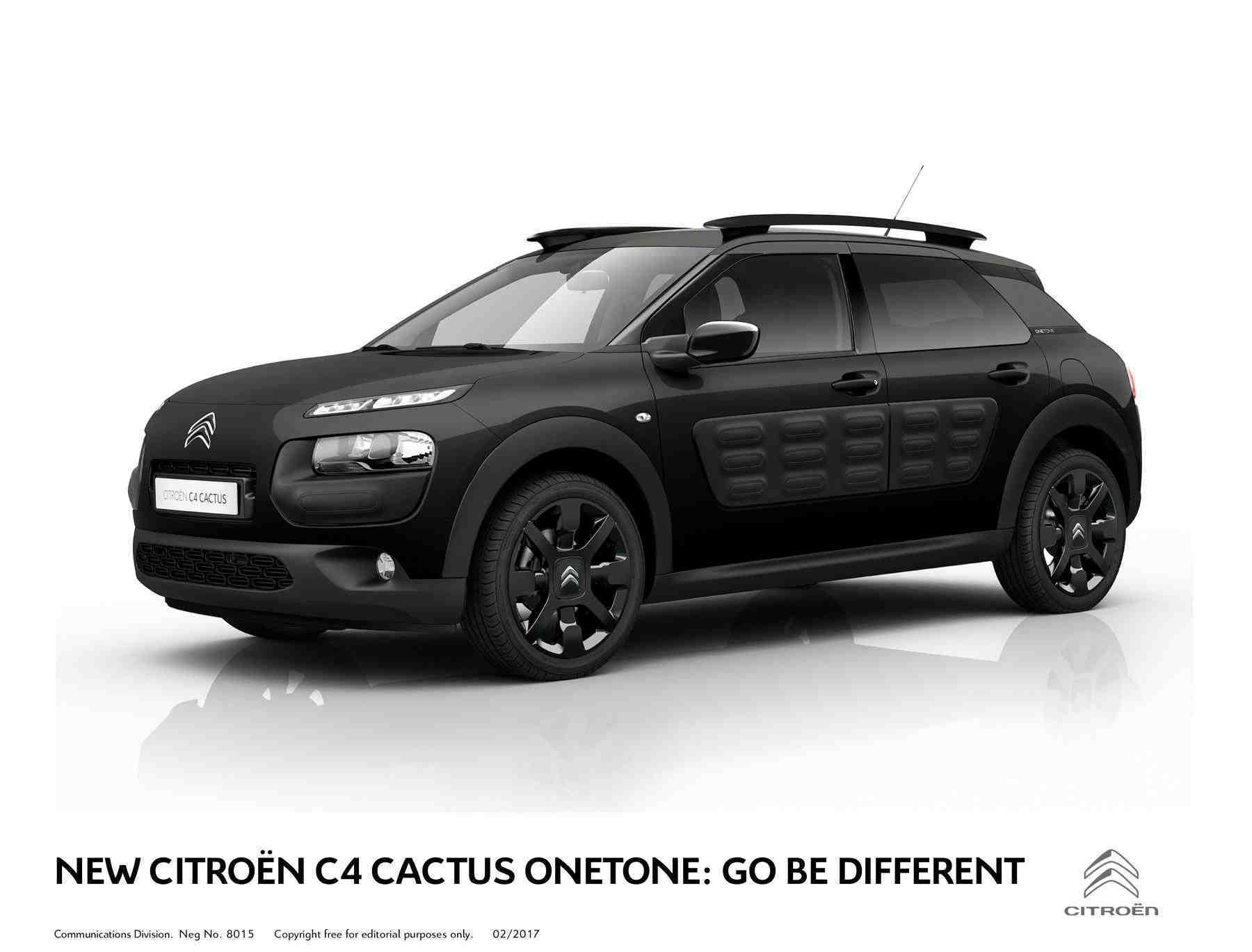 2017 Citroën C4 Cactus