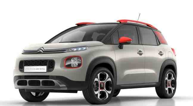 New Citroën C3 Aircross Compact SUV