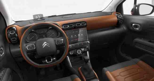 New Citroën C3 Aircross Compact SUV