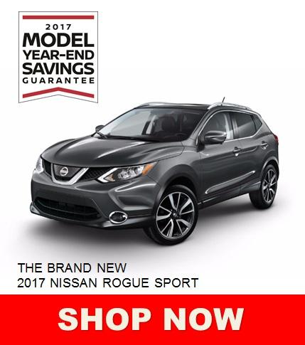 Nissan Rogue Sport Mobile
