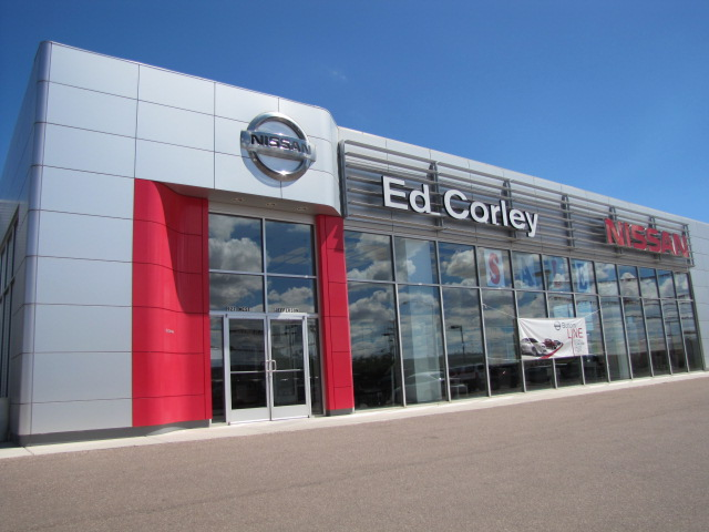 Corley Nissan Service Department
