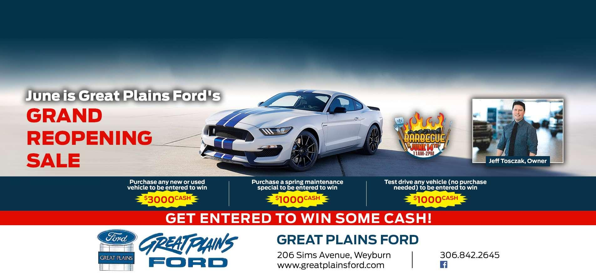 Great Plains Ford