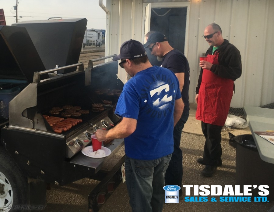 Esso BBQ Tisdales Sales and Service