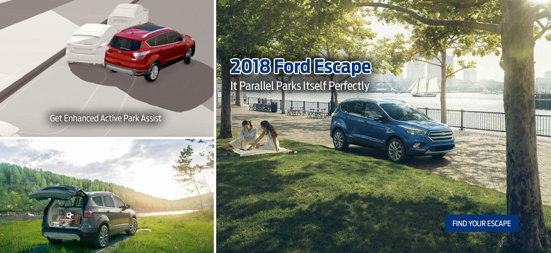 2018 Escape Kindersley Ford Tisdales